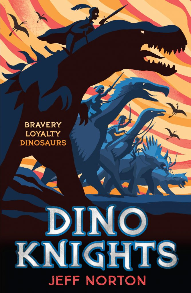 Cover of Dino Knights