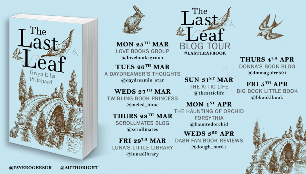 The Last Leaf Tour Banner