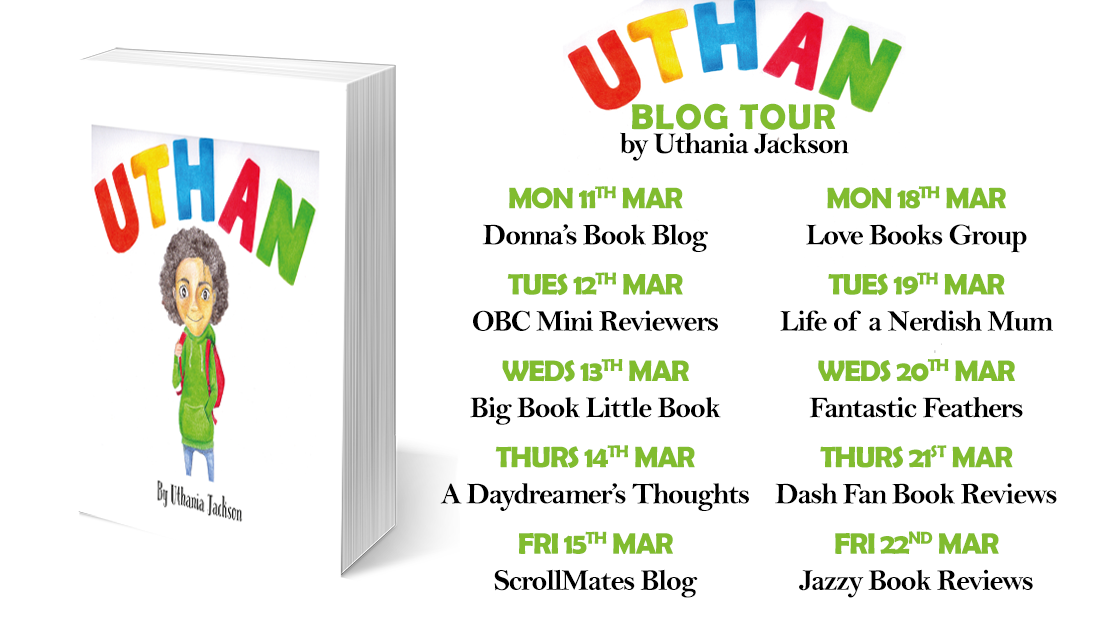 Uthan Book Tour Banner